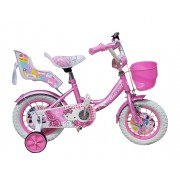 "Bicikl za decu Miss Cat 12"" roze (Model 708-12 roze)"