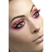 Изкуствени мигли Pink and Black