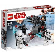 Lego Star Wars 75197 - Battle Pack Del Primo Ordine