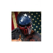 ELECTROPRIME® Captain Tactical Mask Outdoor Military Wargame Paintball Airsoft Tactical Skull Masks