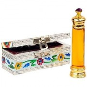 Fragrance And Fashion Real Chandan Attar Eau De Parfum - 10 Ml (For Boys Girls)