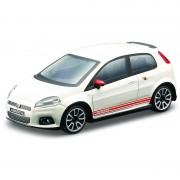 Bburago Modelauto Fiat Abarth Grande Punto 1:43 - Speelgoed auto's