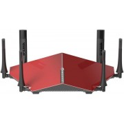Router Wireless D-Link DIR-890L, 3200 Mbps, Ultra Wi-Fi, Tri Band, Gigabit, 6 Antene externe