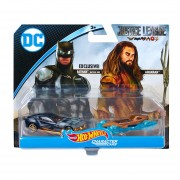 Hot Wheels DComics Justice League Pack-2