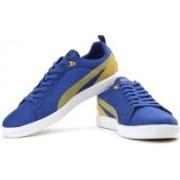 Puma Ftr Suede Lo Core + Sneakers For Men(Blue)