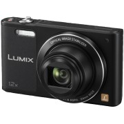 PANASONIC Compact camera Lumix DMC-SZ10 + SD 8GB + Etui (DMC-SZ10EG-K)