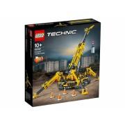 Tractor compact pe senile 42097 LEGO Technic