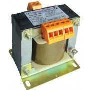 Normál, egyfázisú kistranszformátor - 230V / 24-42-110V, max.100VA TVTR-100-D - Tracon