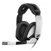 HEADPHONES, Sennheiser GSP 301, Microphone, White (507202)