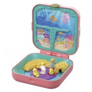Mattel Polly Pocket - Mundo Sorpresa Sirenas