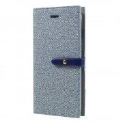 Mercury Pouzdro / kryt pro iPhone 7 Plus / 8 Plus - Mercury, Milano Diary Blue/Blue