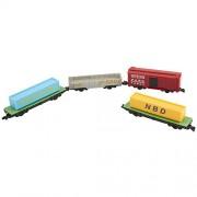 Power Trains 4-Car Pack: Freight Train