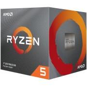 CPU AMD Ryzen 5-3600XT (3.8GHz do 4.5GHz, 35MB (3MB+32MB), C/T: 6/12, AM4, cooler, 95W), 36mj