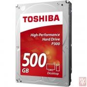 Toshiba SATA3 500GB P300, 7200rpm, 64MB (HDWD105UZSVA)
