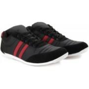 Andrew Scott AS115 Sneakers For Men(Black)