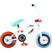 Rocker Mini BMX Cykel Rocker Irok+ Smiler (Vit)