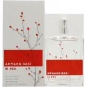 Armand Basi In Red Eau de Toilette 50ml Spray