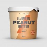 Myprotein All-Natural Peanut Butter - 1kg - Original - Smooth