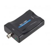 BNC - HDMI átalakító adapter konvertel
