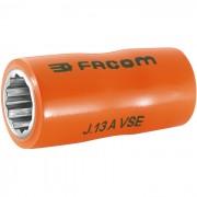 """Facom J.8AVSE Hylsa 8mm, 3/8"""", 12k, 1000V"""