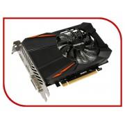 Видеокарта GigaByte GeForce GTX 1050 1392Mhz PCI-E 3.0 3072Mb 7008Mhz 96 bit DVI HDMI DP HDCP GTX 1050 D5 3G GV-N1050D5-3GD