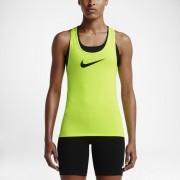 Nike Pro Damen-Trainingstanktop - Gelb