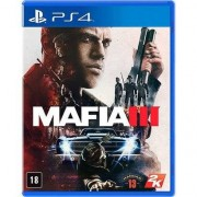 MAFIA III DAY ONE EDITION PS4 - Unissex