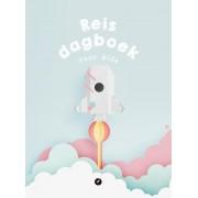 Reisdagboek Reisdagboek voor kids   Flamingo