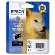 Epson T0969 Cartucho de Tinta Gris Claro