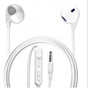 4smarts In-Ear Stereo Headset Melody - слушалки с управление на звука и микрофон за мобилни устройства (бял)