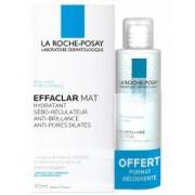 La Roche Posay Effaclar Mat Hidratante Seborregulador 40 ml + Effaclar Gel Espumoso Purificante 50 ml Gratis - Lote 2 productos