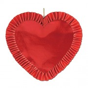 Planet Jashn Heart With Satin Ribbon
