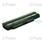 2-Power Laptopbatteri Toshiba 10.8v 4600mAh (PA3280U-1BRS)