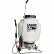 Chapin Dual Action Backpack Sprayer - 4-Gallon Capacity, 90 PSI, Model 63900