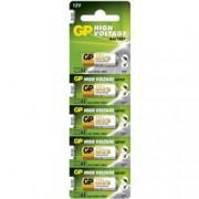 Gp Batteries Blister 5 Batterie Alcaline Specialistiche 12V LRV08