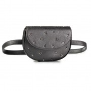 Чанта за кръст LIU JO - Belt Bag N69096 E0031 Grape Juice Met. 04203