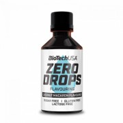 Ochucovacie kvapky Zero Drops 50ml - BioTech USA