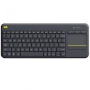 Logitech K400 Plus Wireless Touch Keyboard Czarna + dostawa INPOST GRATIS!!