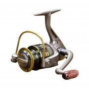 Yumoshi Gs4000 12 Rodamientos Rueda SEAT Rocker Manejar Pesca Spinning Reel
