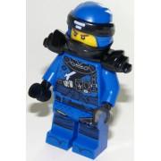 njo459 Minifigurina LEGO Ninjago Hunted-Jay with Armor njo459