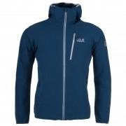 Jack Wolfskin - Kanuka Point Jacket - Softshelljack maat L blauw