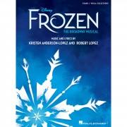 Hal Leonard Disney's Frozen: The Broadway Musical