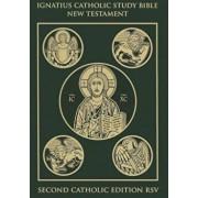 Ignatius Catholic Study New Testament-RSV, Paperback/Scott Hahn