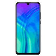 "Telefon Mobil Huawei Honor 20 Lite, Procesor Hisilicon Kirin 710, Octa-Core, 2.2GHz/1.7GHz, LTPS IPS LCD Capacitive touchscreen 6.21"", 4GB RAM, 128GB Flash, Camera Tripla 24 + 8 + 2 MP, 4G, Wi-Fi, Dual SIM, Android (Negru) + Cartela SIM Orange PrePay, 6 e"