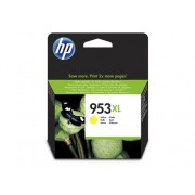 HP Cartucho de tinta HP 953 amarillo original (F6U18AE)
