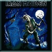 magnet Iron Maiden - Benjamin Breege Fridge Magnet - ROCK OFF - IMMAG08