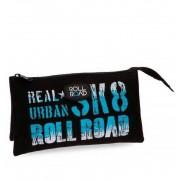Portatodo 3 cremalleras Roll Road - Joumma Bags