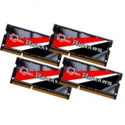 Memorii laptop G.Skill DDR3 SO-DIMM 4x8GB 1600SODIMM CL9 RSL (F3-1600C9Q-32GRSL)
