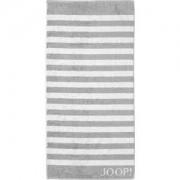 JOOP! Toallas Classic Stripes Toalla de mano plata 50 x 100 cm 1 Stk.