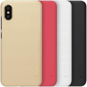 NILLKIN Frosted Shield PC Hard Back Protective Case For Xiaomi Mi8 Explorer Edition / Xiaomi Mi8 Pro